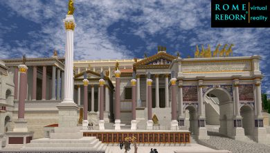 Rome-Reborn_Roman Forum